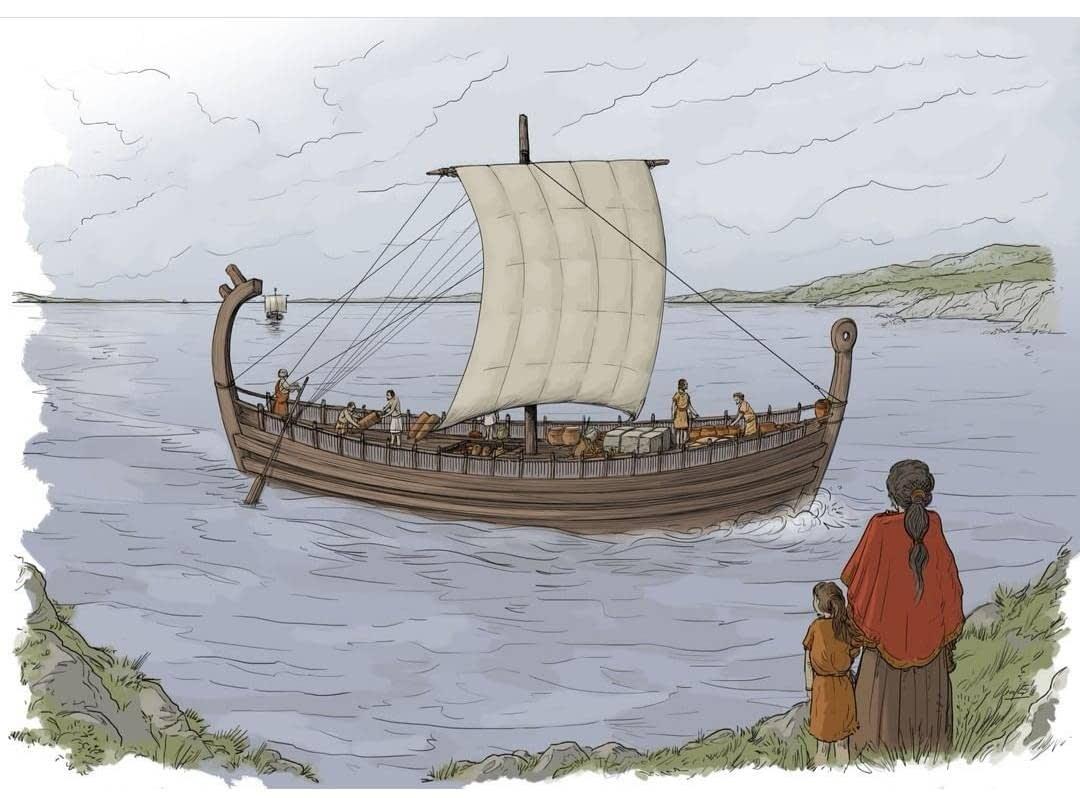 Lee más sobre el artículo La Ruta de los Fenicios: Desde Canaán hasta las costas de Galicia